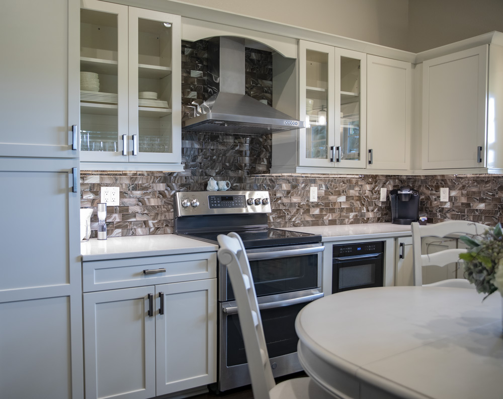 Grand Oaks Resort. Solid Image Inc. Leesburg Florida. Corian Quartz Granite countertops