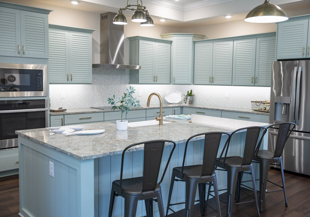 Green Key Village. Solid Image Inc. Leesburg Florida. Corian Quartz Granite countertops