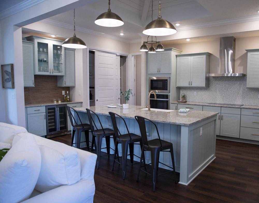 Green Key Village. Solid Image Inc. Leesburg Florida. Corian Quartz Granite countertops