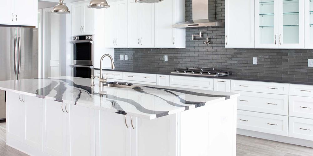 HAYES KITCHEN. Solid Image Inc. Leesburg Florida. Corian Quartz Granite countertops